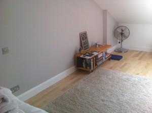 Guest suite (loft)